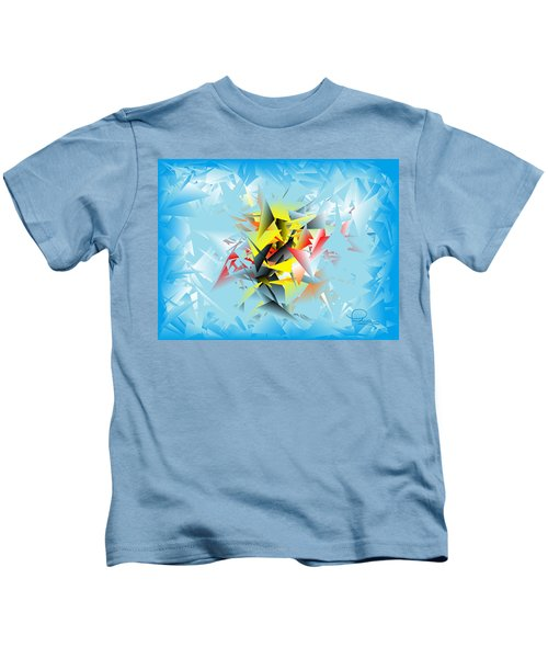 Out Of The Blue 5 Kids T-Shirt