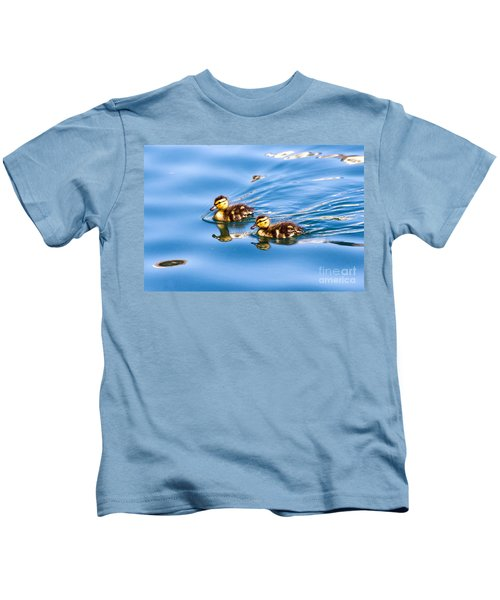 Duckling Duo Kids T-Shirt