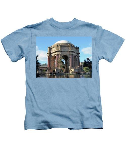 Palace Of Fine Arts Kids T-Shirt