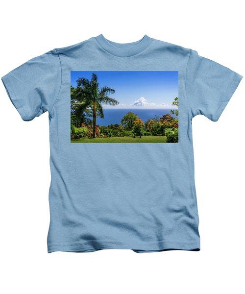 Paradise Picnic Kids T-Shirt