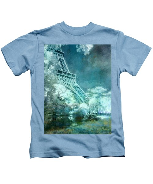 Parisian Dream Kids T-Shirt