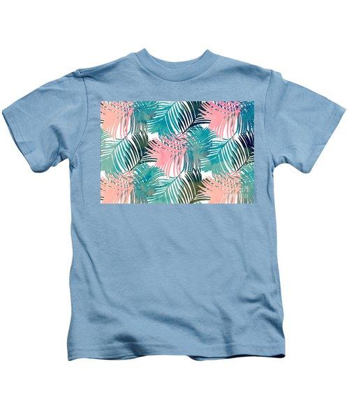 Pattern Jungle Kids T-Shirt