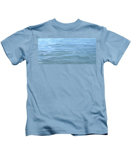 Pearlescent Tranquility Kids T-Shirt