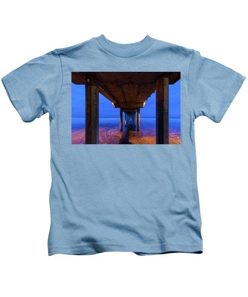 Peer Underneath Kids T-Shirt
