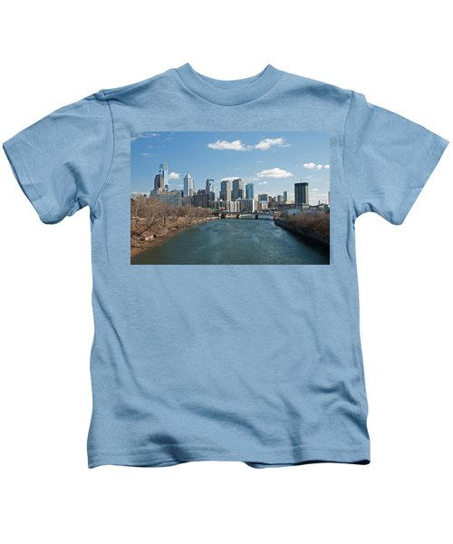 Philly Winter Kids T-Shirt