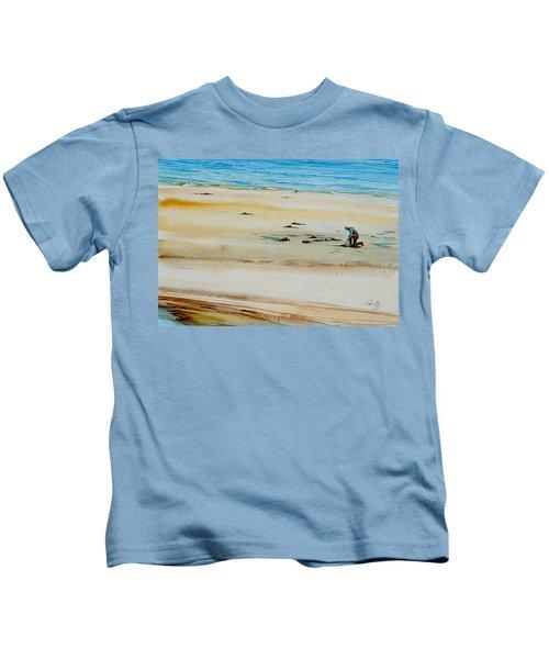 Pleasant Bay Clammer Kids T-Shirt