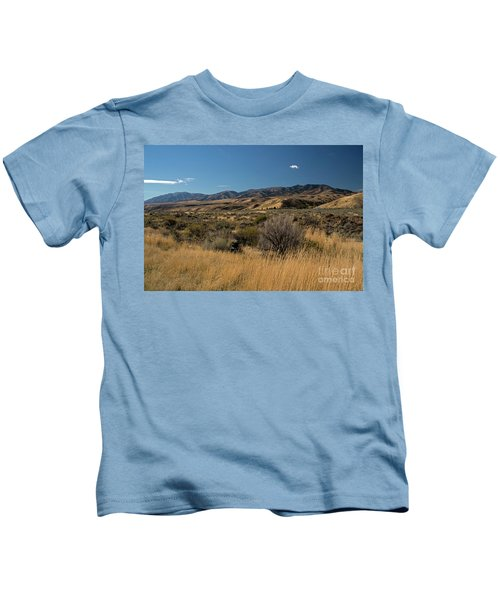 Pocatello Area Of South Idaho Kids T-Shirt