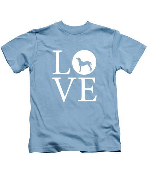 Pointer Love Kids T-Shirt