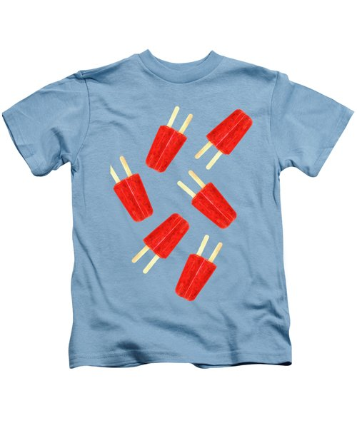 Popsicle T-shirt Kids T-Shirt