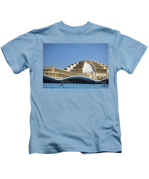 Psar Thmei Market 01 Kids T-Shirt