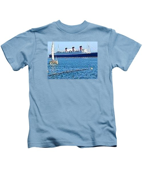 Queen Mary Kids T-Shirt