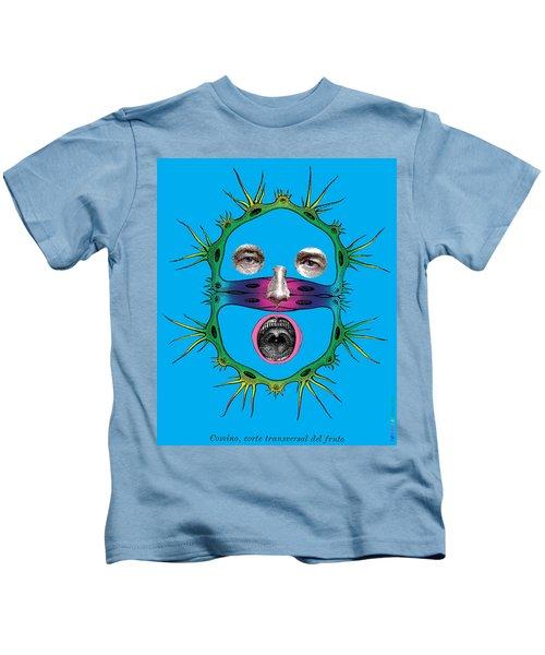 Querschnittgesicht Kids T-Shirt