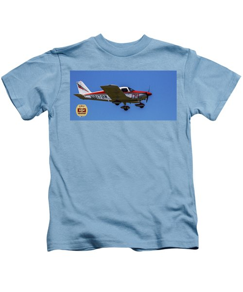 Race 179 Fly By Kids T-Shirt