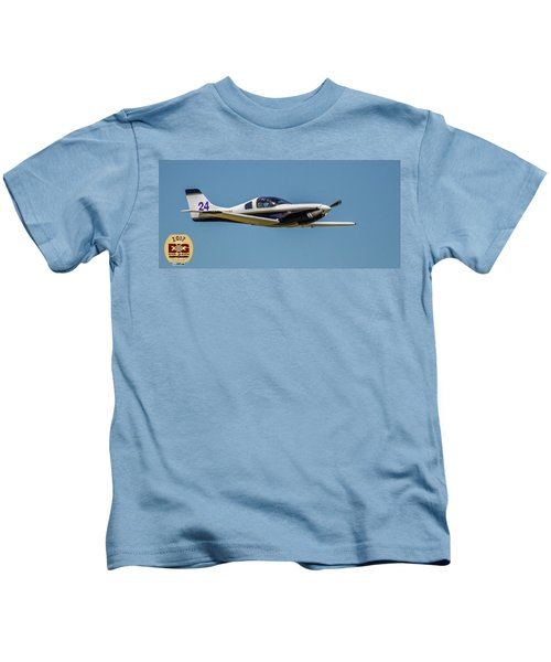 Race 24 Fly By Kids T-Shirt