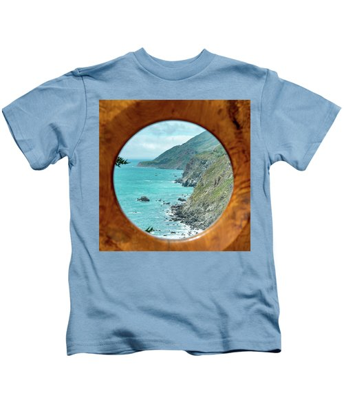 Ragged Point Kids T-Shirt