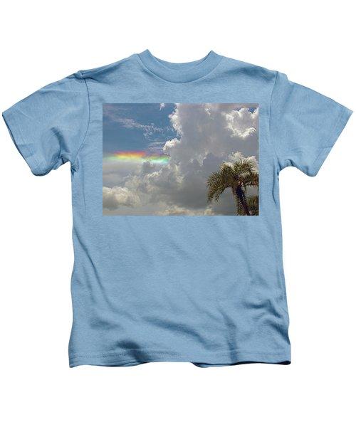 Rainbow To Nowhere Kids T-Shirt