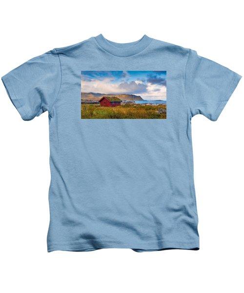 Ramberg Hut Kids T-Shirt