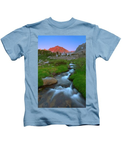 Red Mountain Kids T-Shirt