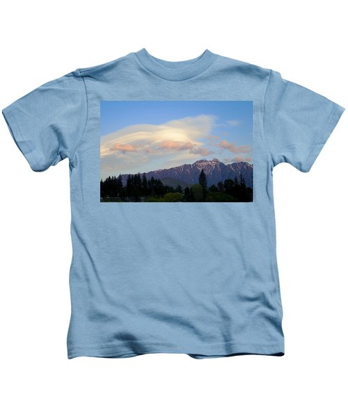 The Remarkables Kids T-Shirt