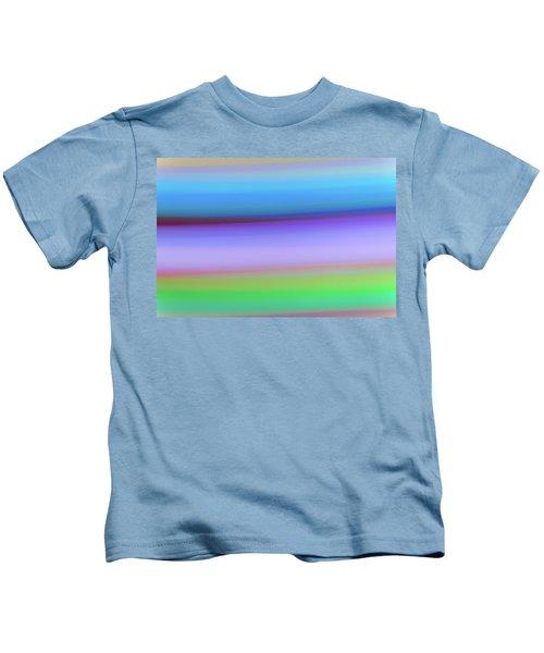 Rings Of Neptune Kids T-Shirt