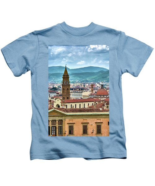 Rising Above The City Kids T-Shirt