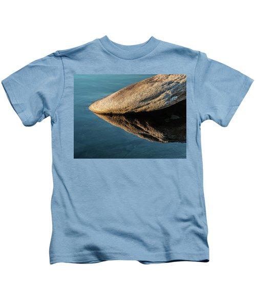 Rock Reflection Kids T-Shirt