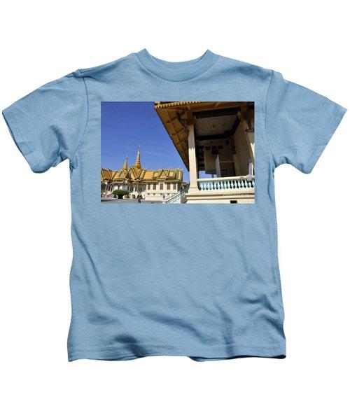 Roy Palace Cambodia 11 Kids T-Shirt