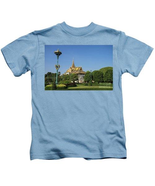 Royal Palace 02 Kids T-Shirt
