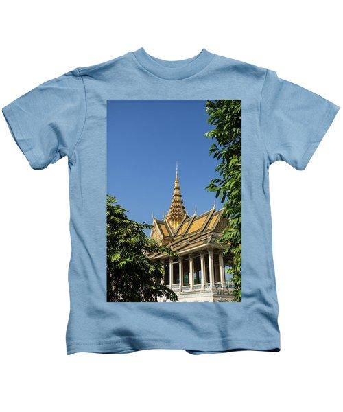 Royal Palace 03 Kids T-Shirt