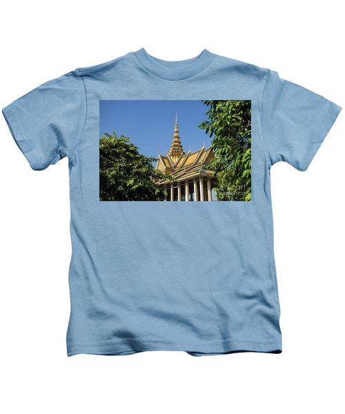 Royal Palace 04 Kids T-Shirt