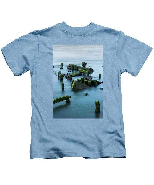 Ruins Of The Day Kids T-Shirt