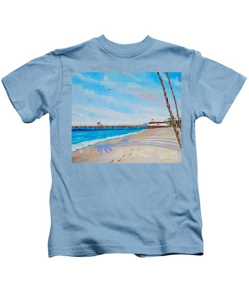 San Clemente Walk Kids T-Shirt