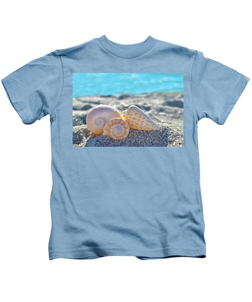 Sanibel Treasures  Kids T-Shirt