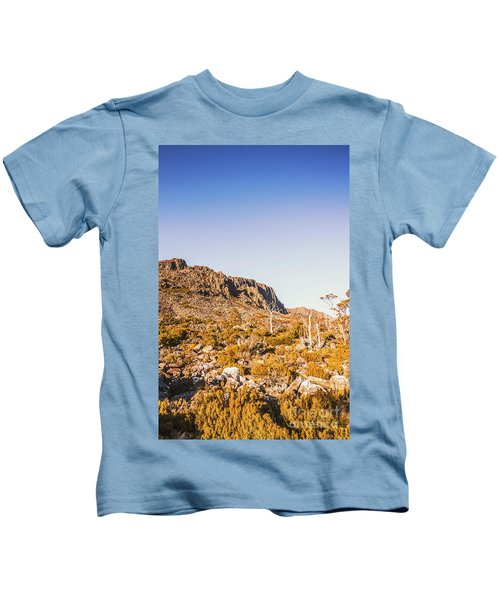 Scenic Barren Range Kids T-Shirt