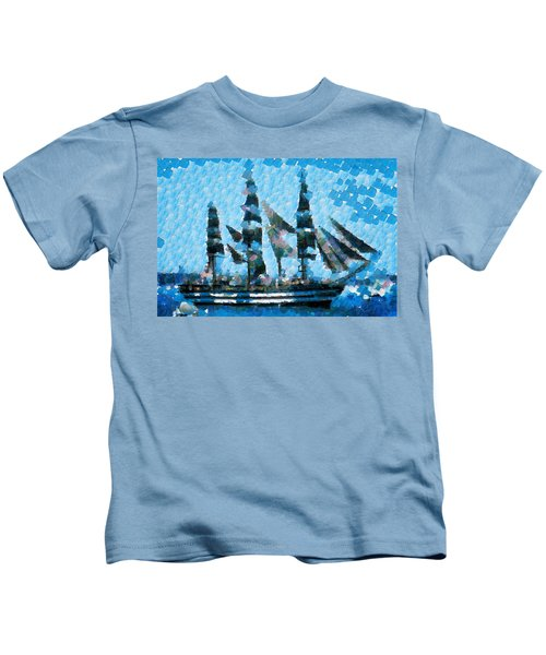 Schooner Supreme Kids T-Shirt