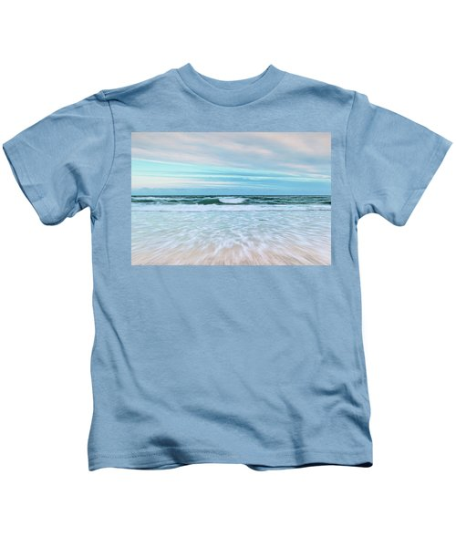Sea Is Calling Kids T-Shirt