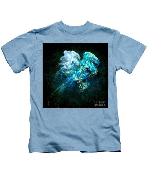 Sea Jellyfish Kids T-Shirt