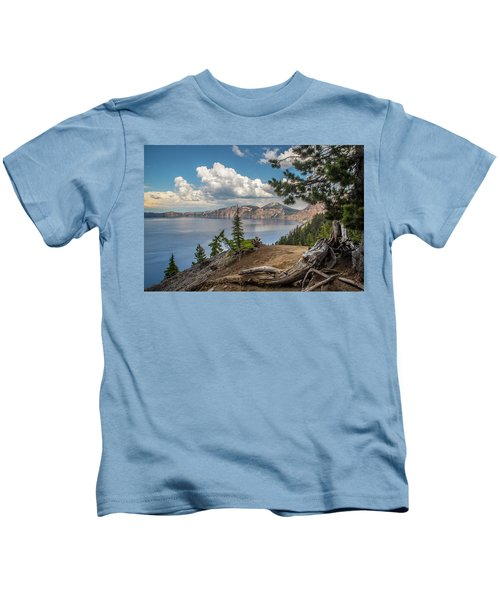 Second Crater View Kids T-Shirt