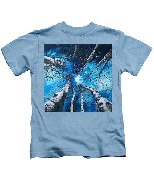Selenophilia Kids T-Shirt