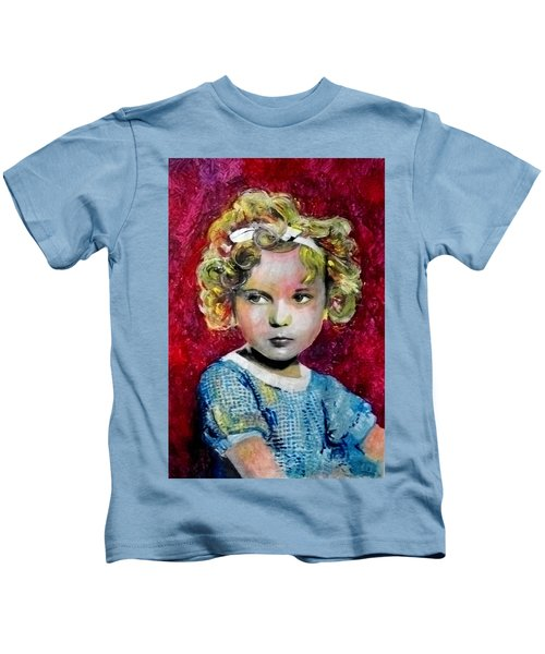 Shirley Temple Kids T-Shirt