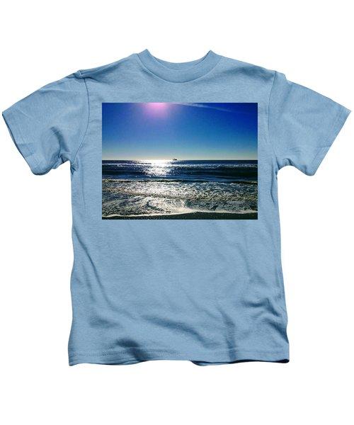 Shrimp Season Kids T-Shirt