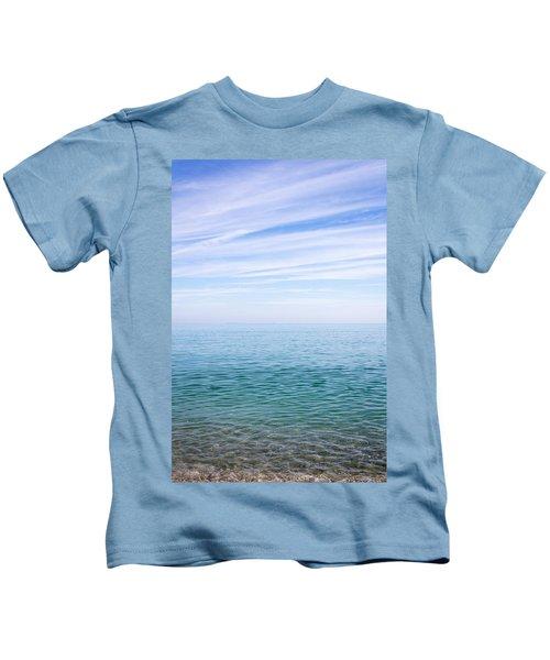 Sky To Shore Kids T-Shirt