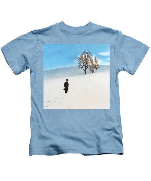 Snow Day Kids T-Shirt