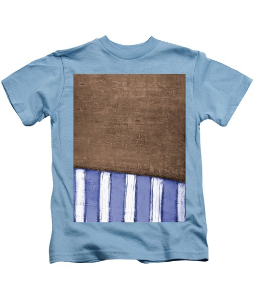 Art Print South Beach Kids T-Shirt