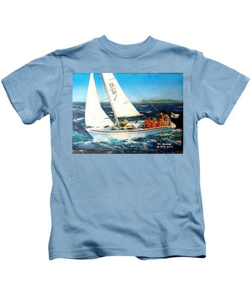 Southern Maid Kids T-Shirt