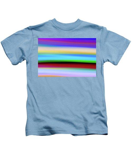 Speed Of Lights Kids T-Shirt