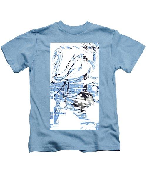 Spirit Animal . Swan Kids T-Shirt