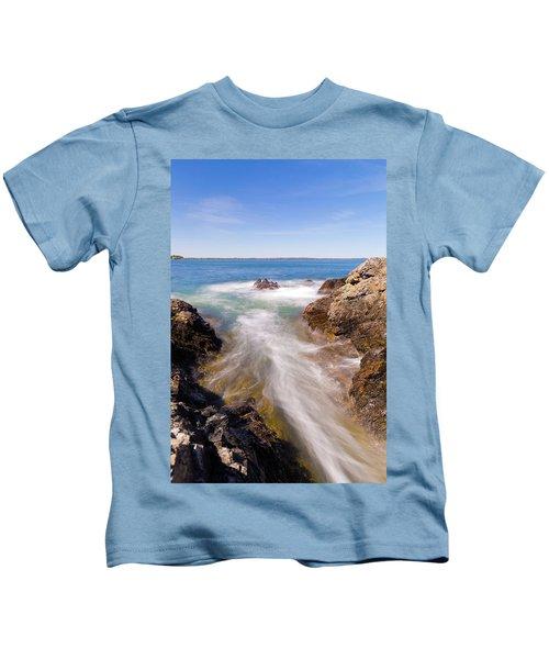 Spirit Of The Atlantic Kids T-Shirt
