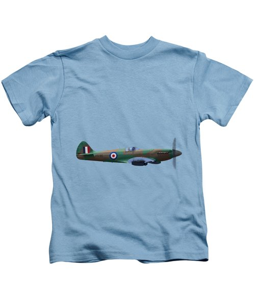 Spitfire Kids T-Shirt by Rob Lester Wirral