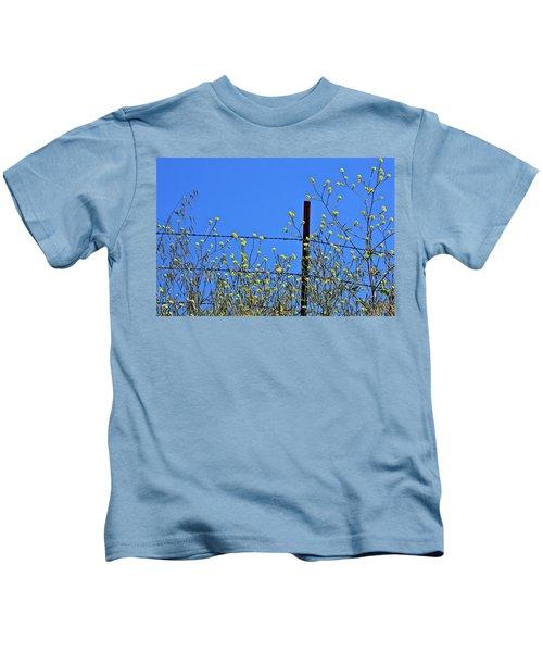 Spring In The Country Kids T-Shirt